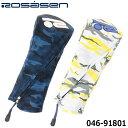 【2019モデル】ロサーセン 046-91801 フェアウェイウッド用 ヘッドカバー カモフラ柄 Rosasen