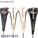 【2020モデル】マンシングウェア MQBPJG00 ドライバー用 ヘッドカバー (460cc対応) Munsingwear 20p