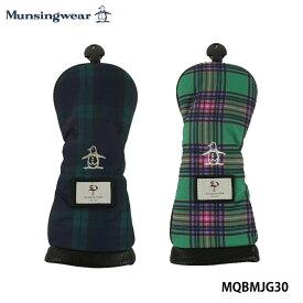 【2018モデル】マンシングウェア MQBMJG30 フェアウェイウッド用ヘッドカバー Munsingwear
