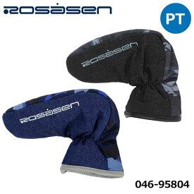 【2021モデル】ロサーセン 046-95804 カモテガ パター用 ピン型 ヘッドカバー Rosasen