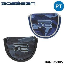 【2021モデル】ロサーセン 046-95805 カモテガ パター用 マレット型 ヘッドカバー Rosasen