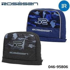 【2021モデル】ロサーセン 046-95806 カモテガ アイアン用 ヘッドカバー Rosasen
