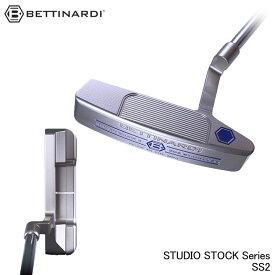 【2019モデル】ベティナルディ スタジオストックシリーズ SS2 パター BETTINARDI STUDIO STOCK