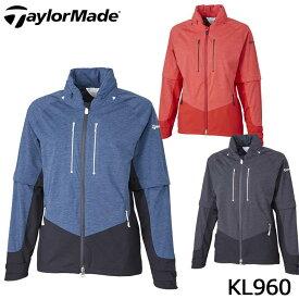 【レディース】 テーラーメイド KL960 レインスーツ 上下セット TaylorMade