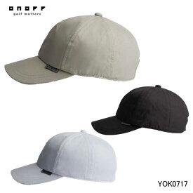 オノフ YOK0717 レインキャップ ONOFF
