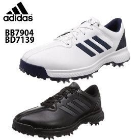 アディダスゴルフ シューズ CPトラクション BB7904 BD7139 メンズゴルフスパイクシューズ adidas 2019