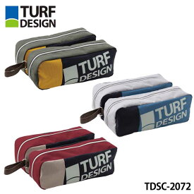 【2020モデル】ターフデザイン TDSC-2072 シューズケース セパレートタイプ TURF DESIGN Shoes Case