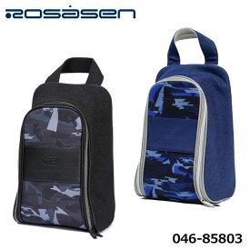 【2021モデル】ロサーセン 046-85803 カモテガ シューズケース シューズバッグ Rosasen