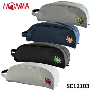 本間ゴルフ SC-12103 D1 シューズケース シューズバッグ SC12103 HONMA