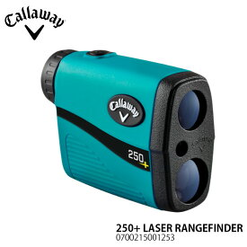 【2020モデル】キャロウェイ 0700215001253 250+ LASER RANGEFINDER ゴルフレーザー距離測 Callaway 【T】