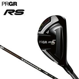 【2020モデル】プロギア RS5 RS ユーティリティ シャフト:Diamana for PRGRカーボン 日本正規品 PRGR