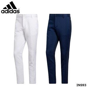 アディダス INS93 スポーツキルティング ストレッチパンツ Adidas QUILTED PANTS