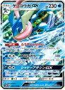 ポケモンカードゲーム/PK-SM8B-033 ゲッコウガGX RR