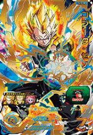 スーパードラゴンボールヒーローズ/SH5-50 ゴジータ:ゼノ UR