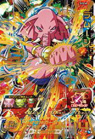 スーパードラゴンボールヒーローズ SH5-68 ラムーシ UR