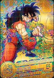 スーパードラゴンボールヒーローズ HUM4-22 ヤムチャ【歴代NO.1カードゲットキャンペーン】【金箔押し】