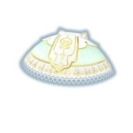 キラッとプリ☆チャン SL6-59 クロックモダンホワイトグリーンスカート SR