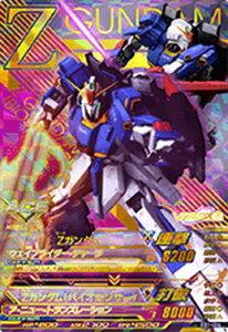 ガンダムトライエイジ EB1-006 Zガンダム/Zガンダム(バイオセンサー) P
