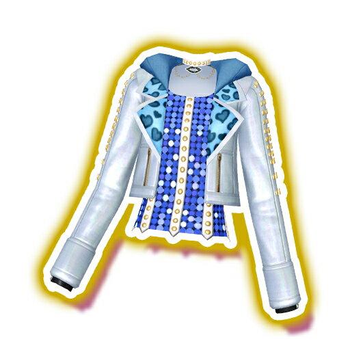 キラッとプリ☆チャン/PCH2-31 ミュージシャンホワイトジャケット SR