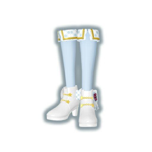 キラッとプリ☆チャン/SP-03 プリ☆チャンユニフォームピュアホワイトシューズ SR