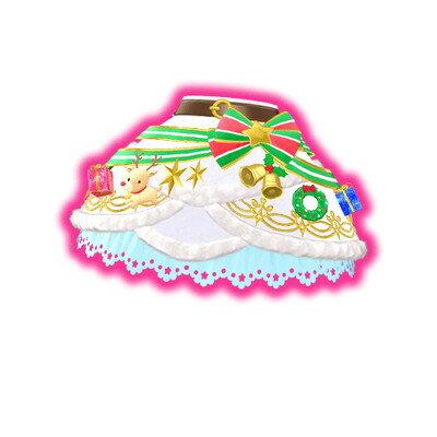 キラッとプリ☆チャン/PCH5-60 クリスマスサンタホワイトスカート SR