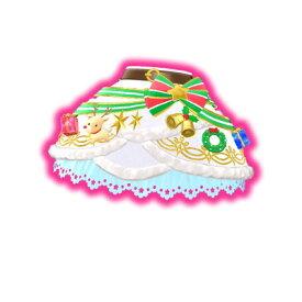 キラッとプリ☆チャン PCH5-60 クリスマスサンタホワイトスカート SR
