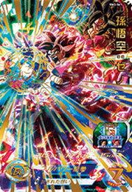 スーパードラゴンボールヒーローズ BM3-061 孫悟空:ゼノ UR