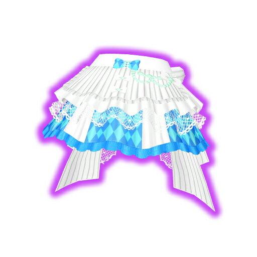 キラッとプリ☆チャン/PCH3-12 サマーメイドホワイトスカイスカート PR
