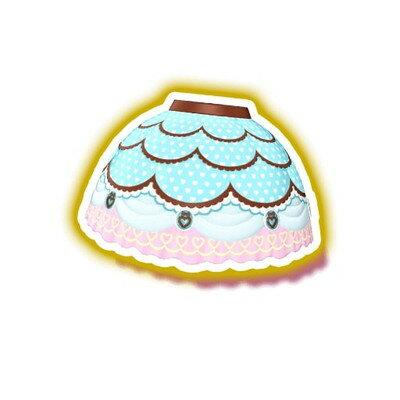 キラッとプリ☆チャン/PCH6-99 ホワイトデーラブミントスカート SR