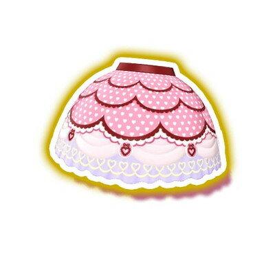キラッとプリ☆チャン/PCH6-112 ホワイトデーラブピンクスカート SR
