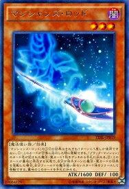 遊戯王/第9期/9弾/TDIL-JP019 マジシャンズ・ロッド R