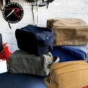 ポーチ ROTHCO ロスコ 小物入れ トラベルポーチ 旅行 大容量 ミリタリー メンズ 筆箱 綿 コットン かっこいい 軍物 ブ…