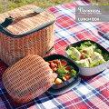 運動会やピクニックで使いたい!おしゃれかわいいファミリーサイズのお弁当箱を教えて。