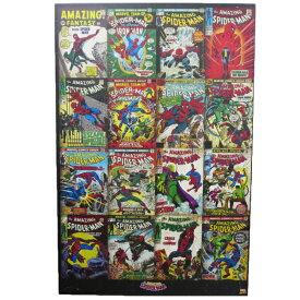 【クーポン利用で最大2000円OFF】ウッドフレームポスター スパイダーマン ポスター スパイダーマン 【マーベル】spiderman poster アメリカ直輸入 Marvel 正規品