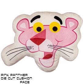 ピンクパンサー ダイカットクッション PINK PANTHE FACE 抱き枕