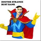 バストバンクドクター・ストレンジ【DoctorStrange】【MARVELマーベル】【アメコミ】【ヒーロー】【貯金箱】【ギフトプレゼント】