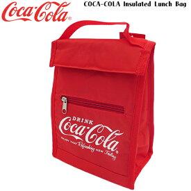 【クーポン利用で最大2000円OFF】【COCA COLA】コカコーラ インシュレート ランチバッグ 保冷 保温 機能付き 弁当袋 持ち運びやすい アメリカ直輸入 アメリカン雑貨