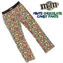【本日限定ポイント5倍】M&M'S チョコレートキャンディー パンツ