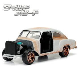 1/24 ワイルドスピード ミニカー 箱入り シェビー フリートラインFAST & FURIOUS DIECAST MINICAR Dom's Chevy Fleetline WILD SPEED JADA社