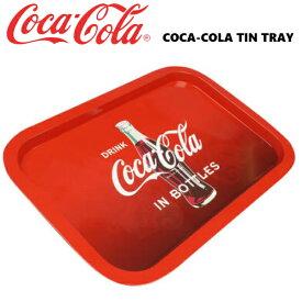 コカコーラ ティン トレイ COCA COLA コカコラー雑貨 コカコーラ グッズ  アメ雑貨 TIN TRAY コカコラー商品