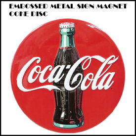 Embossed Tin Coca-Cola Tasty Together NEW 3-D  Sign