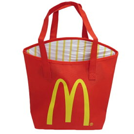 McDonald's FLY CANVAS TOTE BAG【マクドナルド フライ キャンバス トートバッグ】アメ雑貨