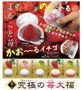 【メール便不可】香る究極の苺大福【おもしろ雑貨】【 イチゴ だいふく 】【 スクイーズ 】【 20P05Nov16 】 ランキングお取り寄せ