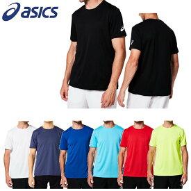 アシックス(asics)OPショートスリーブトップ(メンズ シャツ Tシャツ トレーニングウェア 半袖 スポーツ 運動 ジム トレーニング トップ)2031A665