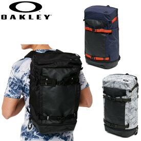 【あす楽対応】オークリー(OAKLEY)バックパック Essential Box Pack M 3.0(バッグ カバン リュック メンズ 箱型 通勤)921558JP