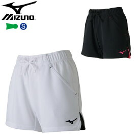 ミズノ(mizuno)レディース ゲームパンツ(パンツ ズボン バドミントン テニス ソフトテニス 運動 スポーツ トレーニング)62JB8701