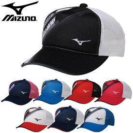 【あす楽対応】ミズノ(mizuno)ALL JAPANキャップ(メンズ レディース 帽子 スポーツキャップ テニス ソフトテニス ジャパンキャップ オールジャパン)62JW0X55