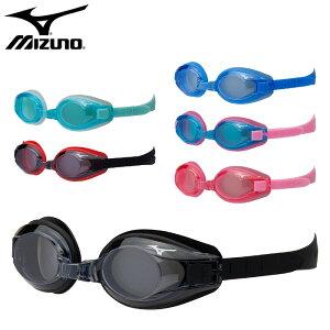 【3点購入でポイント10倍】ミズノ(mizuno)ジュニア ゴーグル クッションタイプ(子供用 男の子 女の子 スイムゴーグル スイミングゴーグル 水泳 プール アクセサリー)N3JF6000