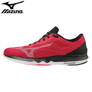 [母の日ラッピング]ミズノ(mizuno)ランニングシューズ ウエーブシャドウ4 ワイド(レディース ランニング ジョギング ランシュー 靴 シューズ 運動 スポーツ トレーニング)J1GD2097