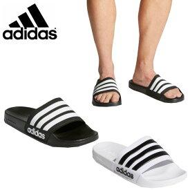 【あす楽対応】アディダス(adidas)サンダル CF ADILETTE(メンズ レディース ジュニア スリッパ 海 プール スポーツサンダル シャワーサンダル)AQ1701,AQ1072